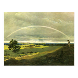 Friedrich Casper Art Postcard