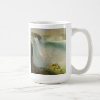 Friedrich Church Landscape painting Coffee Mug