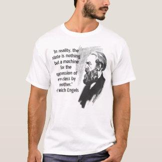 Friedrich Engels Quote T-Shirt