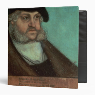 Friedrich III, the Wise, Elector of Saxony Binder