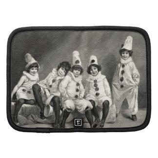 Friedrich Kaulback Kindercarneval Arlequin Child Planner