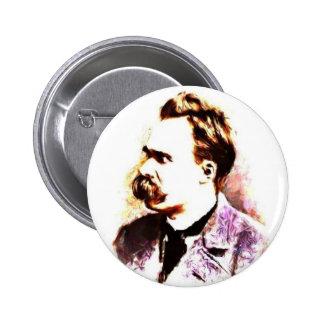 Friedrich Nietzsche Button