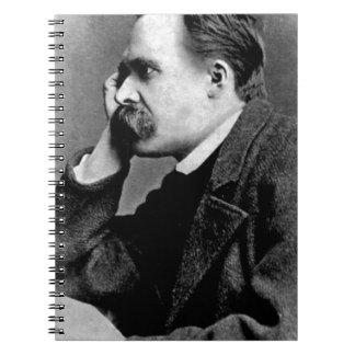 Friedrich Nietzsche -dd6 Notebook