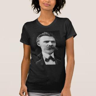 Friedrich Nietzsche original b&w photo Tshirt