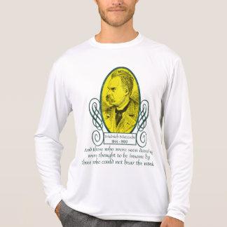 Friedrich Nietzsche Camisetas