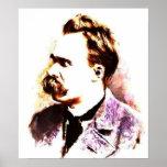 Friedrich Nietzsche Póster