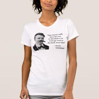 Friedrich Nietzsche Troll Quote T Shirt