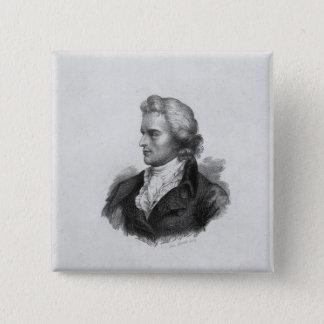 Friedrich Schiller Button