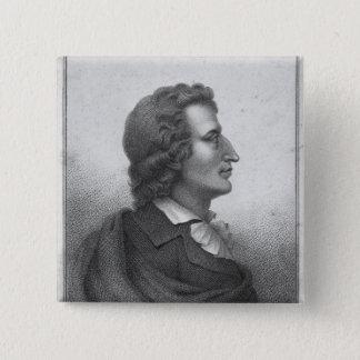 Friedrich Schiller  engraved by Massol Button