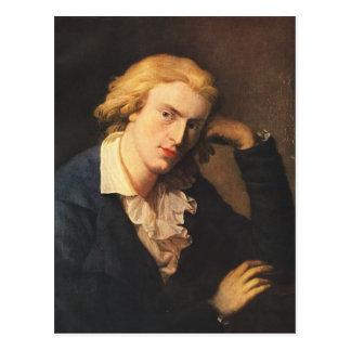 Friedrich Schiller Postcard