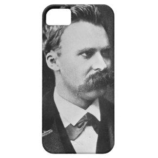 Friedrich Wilhelm Nietzsche (1844-1900) 1873 (b/w Funda Para iPhone 5 Barely There