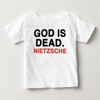 friedrich wilhelm nietzsche quote baby T-Shirt
