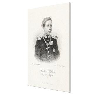 Friedrich Wilhelm, Prinz von Preussen Gallery Wrapped Canvas
