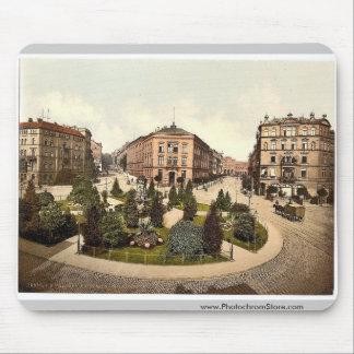 Friedrich-William Platz, Cassel (i.e., Kassel), He Mouse Pad
