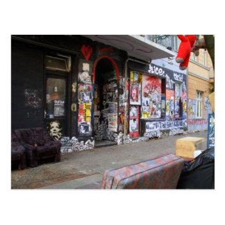 Friedrichshain Berlin Hausbesetzer - Squatters Post Cards