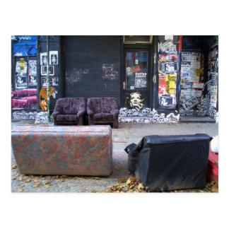 Friedrichshain Berlin Hausbesetzer - Squatters Post Card