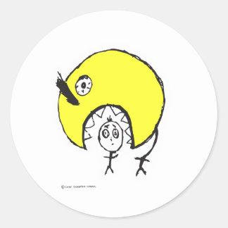 Frieds Sticker