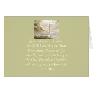 Friedship Card