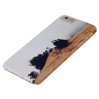 Friegue la suciedad temática, roja y uces par de funda barely there iPhone 6 plus