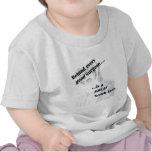 Friegue la tecnología camisetas