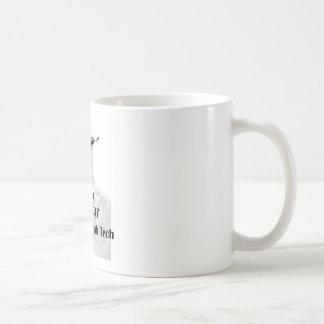 Friegue la tecnología tazas de café