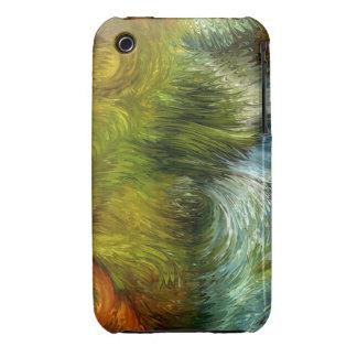 Friegue la vegetación funda bareyly there para iPhone 3 de Case-Mate