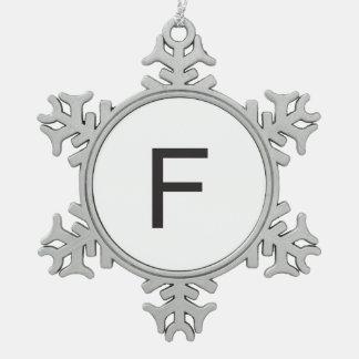 friend.ai adorno de peltre en forma de copo de nieve