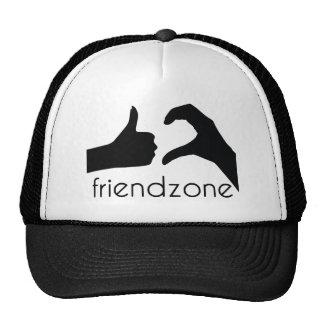 Friend area official logo trucker hat