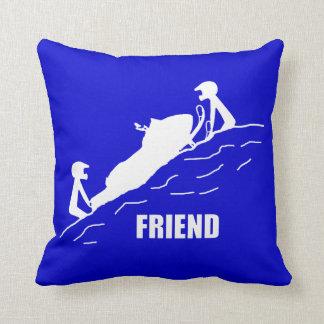 Friend / Best Friend Pillow