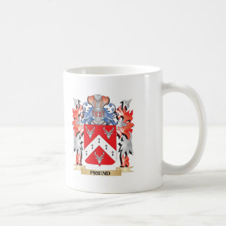 Friend Coat of Arms - Family Crest Coffee Mug