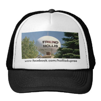 Friend Hollis Trucker Lid Trucker Hat