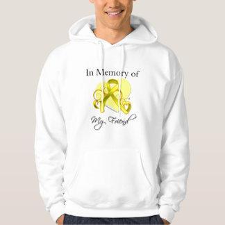 Friend - In Memory of Military Tribute Hoodie