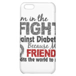 Friend Means World To Me Diabetes Case For iPhone 5C