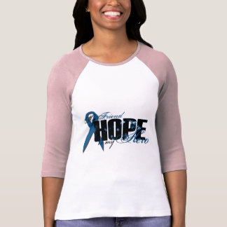 Friend My Hero - Colon Cancer Hope Shirts