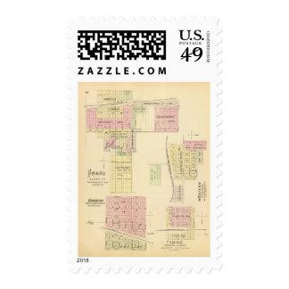 Friend, Nebraska Postage Stamps
