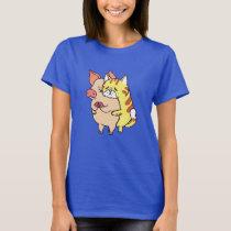 Friend Not Food Cat T-Shirt