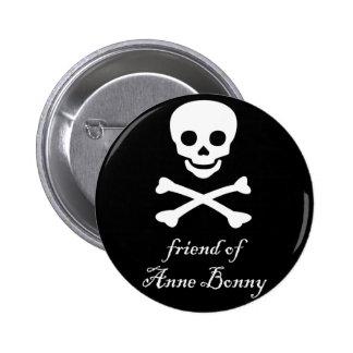 friend of Anne Bonny bi/pan pride button
