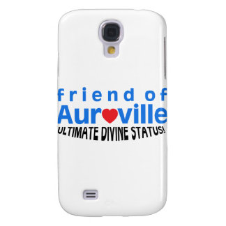 Friend of Auroville Samsung Galaxy S4 Cover