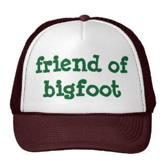 friend of bigfoot trucker hats