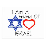 Friend of Israel Post Cards
