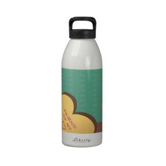 Friend of my Heart Reusable Water Bottles