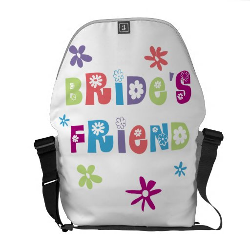 Friend of the Bride Commuter Bags