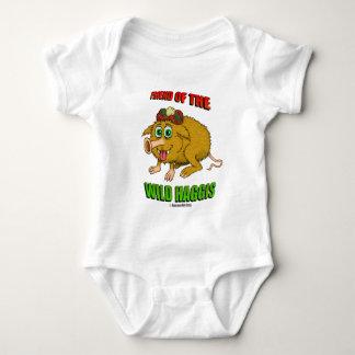 Friend of The Wild Haggis Baby Bodysuit