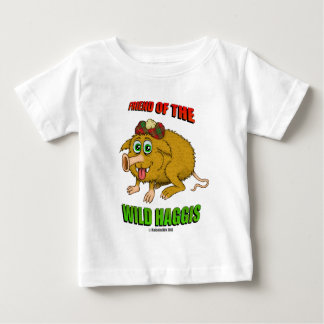 Friend of The Wild Haggis Baby T-Shirt