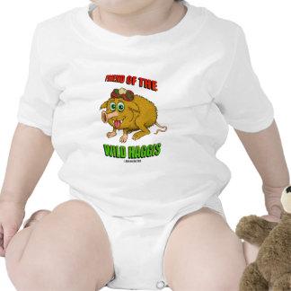 Friend of The Wild Haggis Tee Shirts