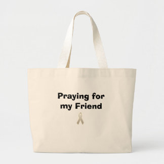 Friend Prayer Bag--brain tumor awareness.
