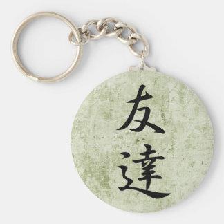 Friend - Tomodachi Keychain