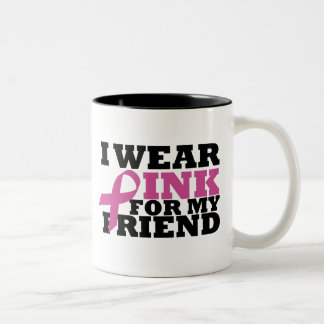 friend Two-Tone coffee mug