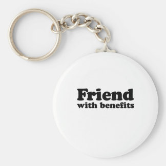 Friend with benefits png keychains