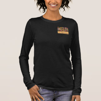 Friend your Library Long Sleeve T-Shirt